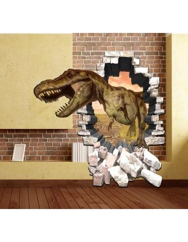Cabecero dinosaurio