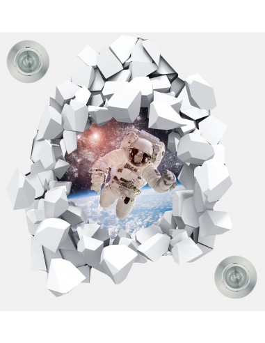 Techo astronauta