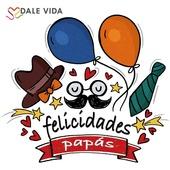 ¡FELICIDADES A TODOS LOS PAPÁS! ❤🥰